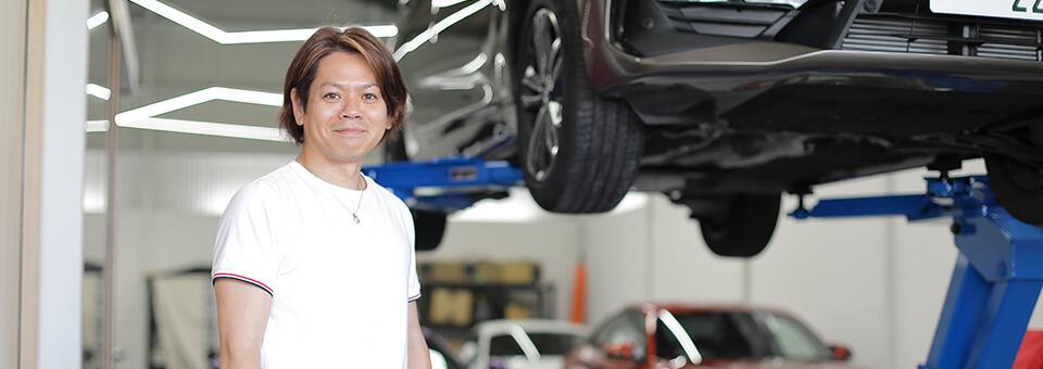 SERVICE ENGINEER 堀場